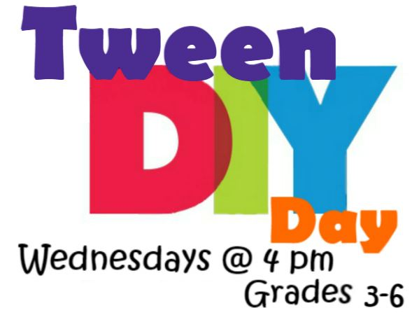 Tween DIY Day