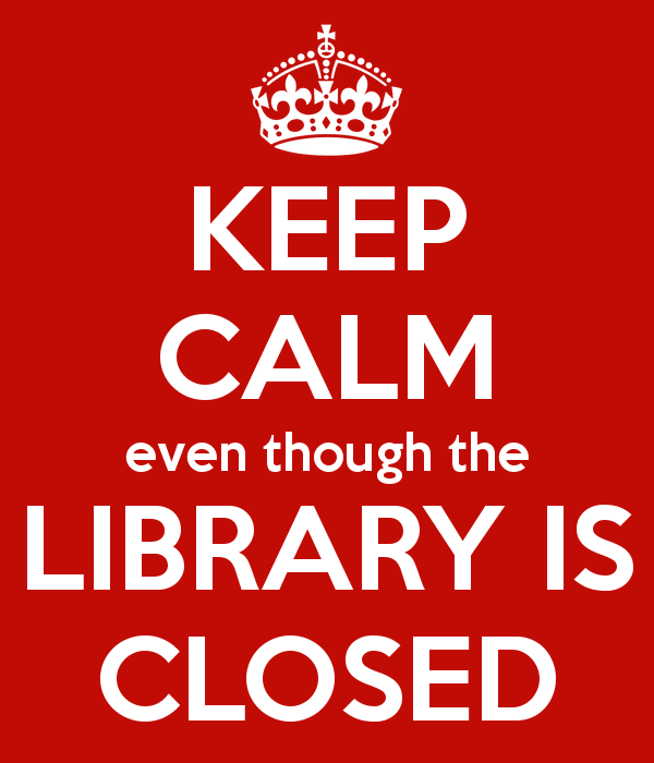 As of March 16th The Converse County Library Will Be Closed Until Further Notice.