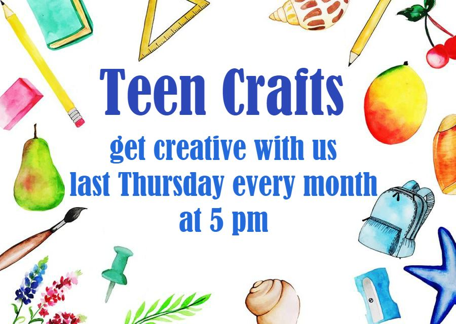 Glenrock Teen Crafts