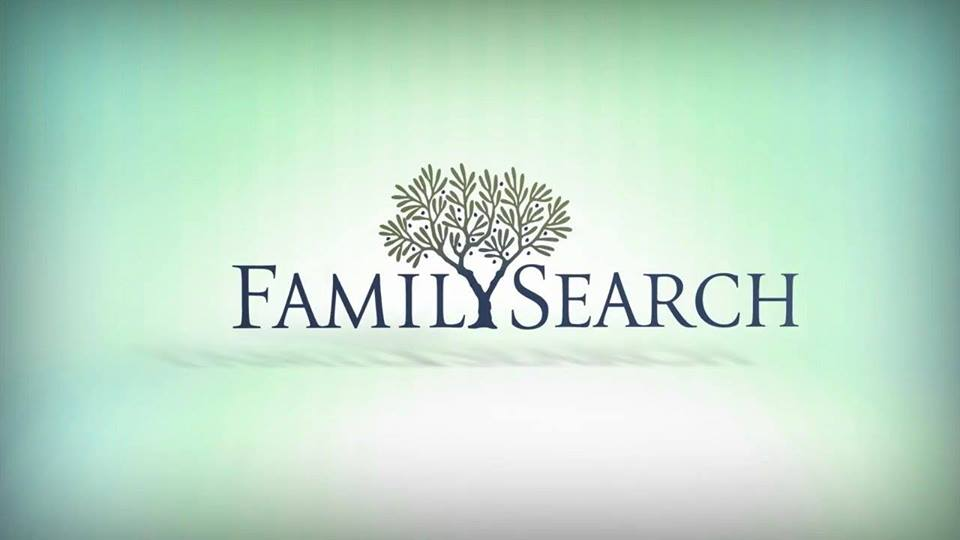 Genealogy FamilySearch